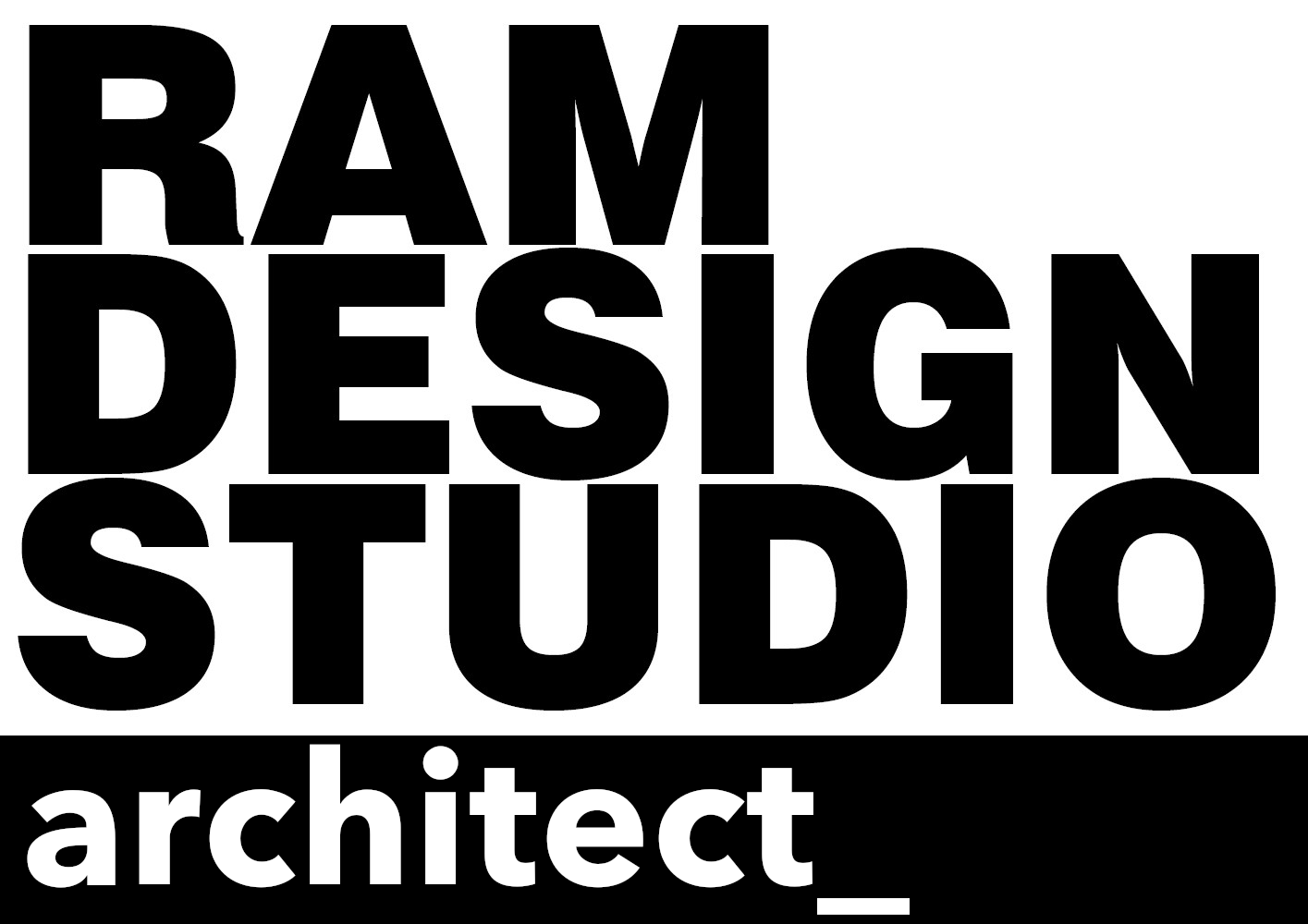 architecture @ ram design studio